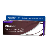 Dailies Total 1 multifocal 30 линз