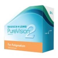Pure Vision 2 for Astigmatism (3 линзы)